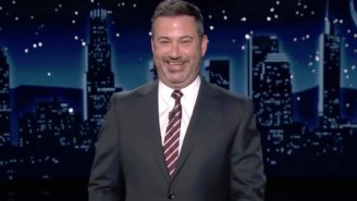Jimmy Kimmel Laughed His Way Through Matt Gaetz's Bizarre Interview With Tucker Carlson
