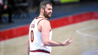 Kevin Love Says It'd Be 'Special' To Play For His Hometown Blazers
