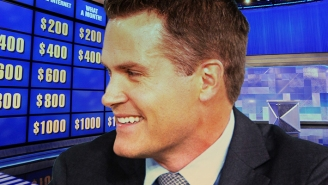 Kyle Brandt Wants To Keep Taking Risks (Including Hosting 'Jeopardy!')