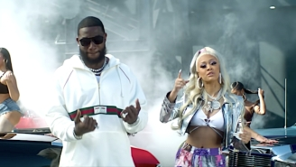 Lakeyah Gets A Gucci Mane Cosign In Her Boastful 'Poppin' Video