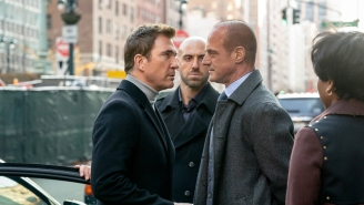 Chris Meloni's 'Law & Order: Organized Crime' Spinoff Has Been Renewed For More Hot Octopus Drama