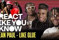 """React Like You Know: Sean Paul """"Like Glue"""""""