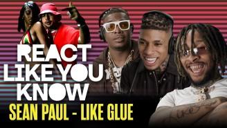 New Artists React To Sean Paul 'Like Glue'