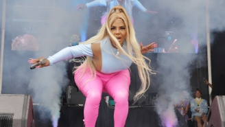Lil Kim Is Releasing Her Memoir, 'The Queen Bee,' This Fall