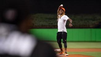 Lil Wayne Helps Kick Off The New Baseball Season With 'Ball Game'