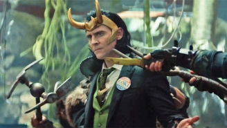 'Loki' Must Clean Up The Fine Mess He Made In His Show's New Disney+ Trailer