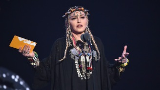 Madonna's Gun Control Post On Instagram Prompted A Back-And-Forth With A Literal Karen