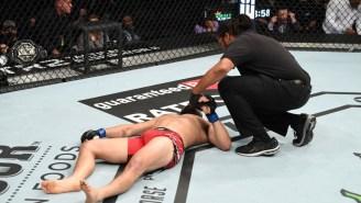 The Internet Turned Jorge Masvidal Into A Meme After He Got Knocked Out Cold By Kamaru Usman