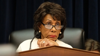 Maxine Waters Dressed Down Jim Jordan After He Wouldn't Stop Going After Dr. Fauci: 'Shut Your Mouth'