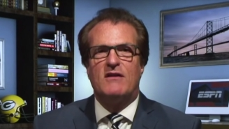 A Very Serious Conversation About The Weird Way ESPN's Mel Kiper Jr. Eats Pizza