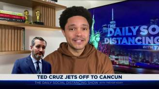 Ted Cruz Got More Than He Bargained For When He Picked A Twitter Fight With Trevor Noah And 'The Daily Show'