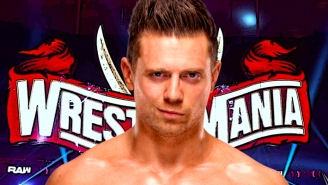 The Miz Is Ready To Make Bad Bunny 'Earn His Spot' At WrestleMania 37