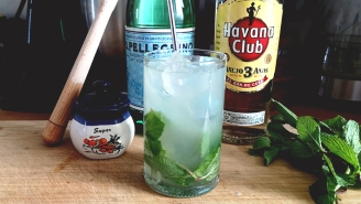It's The Perfect Weekend To Make A Classic Mojito — Here's Our Recipe