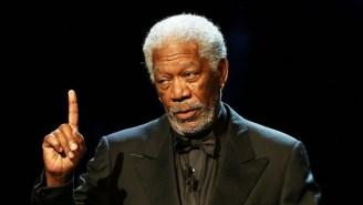 Morgan Freeman's Vaccine PSA Is Inspiring A Lot Of People To Make The Same Joke