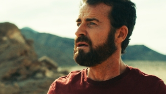 Justin Theroux On The Cult Of Family In 'The Mosquito Coast,' And Whether He's Done With Comedies