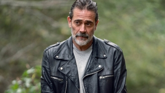 Jeffrey Dean Morgan Gave A First Look At His 11-Year-Old Son As A Zombie On 'The Walking Dead'