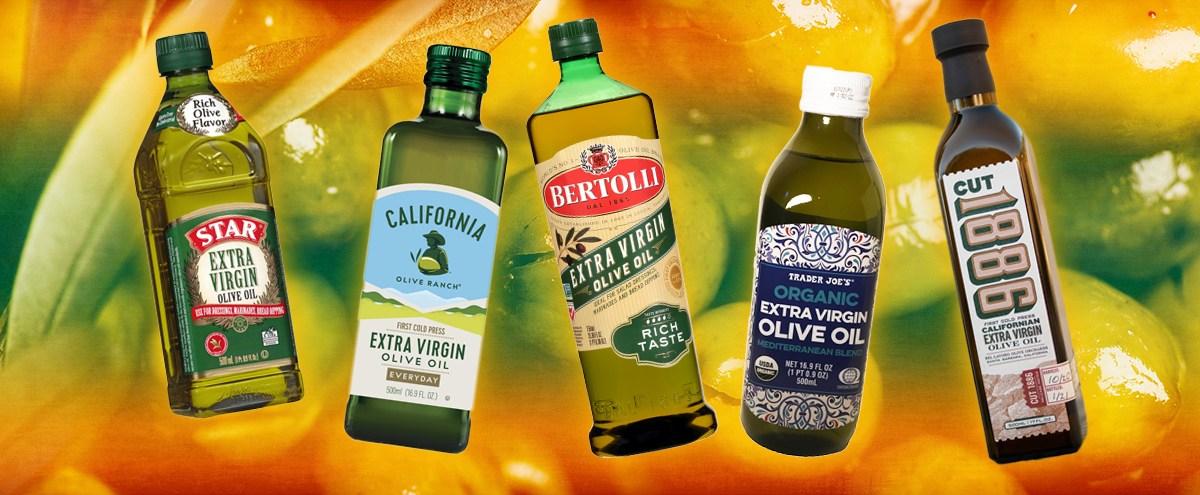 Blind Taste Test: Picking The Best Grocery Store Olive Oils