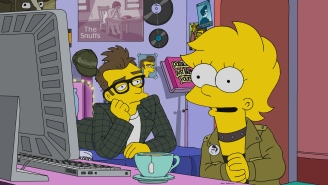 'The Simpsons' Released One Of Its Morrissey Parody Songs As A Single