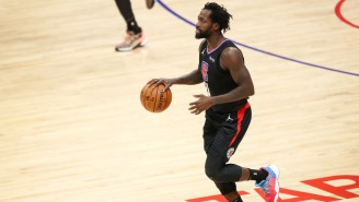 Patrick Beverley Got Ejected For Flipping Chris Paul At Midcourt