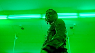 Playboi Carti Causes Supermarket Chaos In His Very Green 'Sky' Video