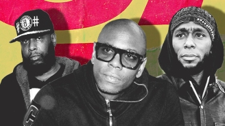 Dave Chappelle Is Launching His First-Ever Podcast, Along With Friends Talib Kweli And Yasiin Bey
