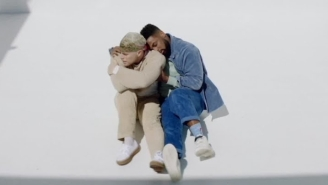Ariana Grande's 'POV' Lyric Video Subtly Shows Support For Queer Couples