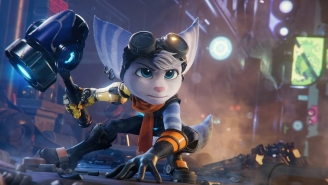 'Ratchet And Clank: Rift Apart' Unveils A New Trailer and Protagonist — Rivet
