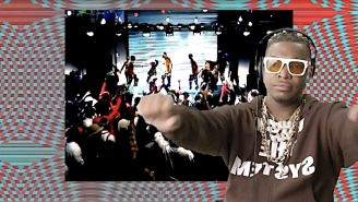 Lil Keed, NLE Choppa, And More React To Sean Paul's 'Like Glue' Video