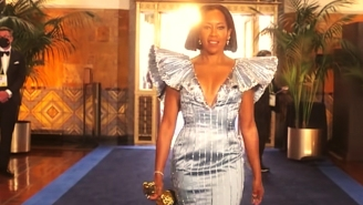 The Regina King 'Ocean's Eleven' Opening Was The Coolest Thing The Oscars Have Ever Done