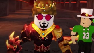 A Random 'Roblox' Gamer Is Apparently Posing As A White House Reporter, For Some Reason