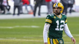 Report: Aaron Rodgers Is 'Disgruntled' And Has Told Some People He Wants To Leave The Packers