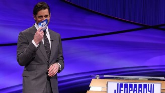 Aaron Rodgers Bonded With A Horatio Sanz Lookalike Over Vince Lombardi On 'Jeopardy!'