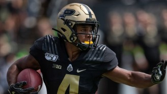 Rondale Moore Is Going To Make Some NFL Team Look Extremely Smart