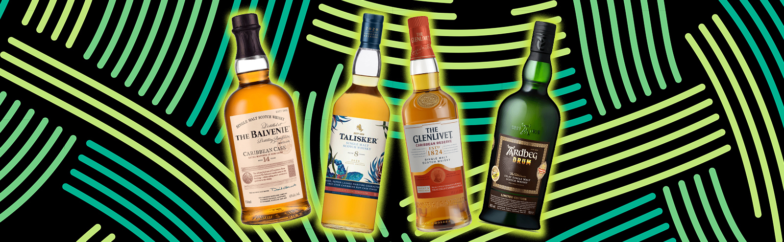 These Rum-Finished Scotches Bring A Touch Of The Tropics To Scotland