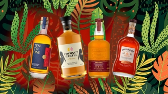 These Dark Rums Will Transport You To The Tropics This Spring