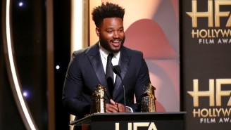 Ryan Coogler Says The 'Black Panther II' Production Will Stay In Georgia And Fight Against Voter Restrictions