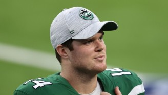 The Jets Are Trading Sam Darnold To The Carolina Panthers