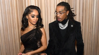 Quavo And Saweetie Reportedly Won't Face Charges Over Their Elevator Fight