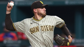 Padres Pitcher Joe Musgrove Threw A No-Hitter Despite Having To 'Piss So Bad' For Half The Game