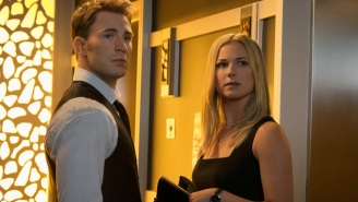 'The Falcon And The Winter Soldier's Emily VanCamp Has Addressed The 'Backlash' To Sharon Kissing Captain America