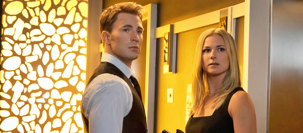 Emily VanCamp Found The Silver Lining To The Much Maligned Kiss Between Steve Rogers And Sharon Carter