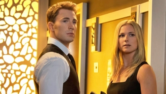 Emily VanCamp Wants People To Remember An 'Important' Detail About Sharon Carter And Captain America's Kiss