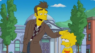 Morrissey Is Accusing 'The Simpsons' Of 'Taunting A Lawsuit' (With A Parody) That He Can't Afford To Pursue