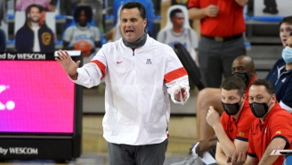 Arizona Fired Sean Miller After 12 Seasons