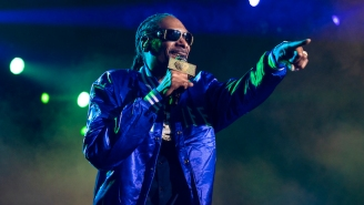 Snoop Dogg Joins The Cast Of Jamie Foxx's Netflix Vampire Hunter Movie