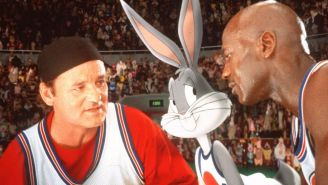 After The 'Space Jam' Sequel Trailer, People Are Missing The Original's Big Scene-Stealer Bill Murray
