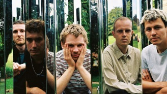 Squid Are Fed Up With Propaganda On The 8-Minute Single 'Pamphlets'