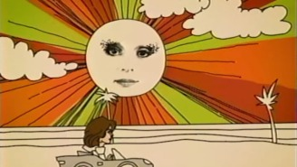 St. Vincent's New 'The Melting Of The Sun' Video Is A Vibrant, Vintage-Style Animation