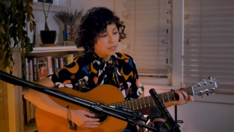 Steady Holiday Had A Printer Moderate Her Lighthearted Tiny Desk Concert