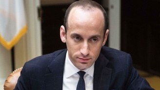 Trump Speechwriter Stephen Miller Whined About Biden's 'Lifeless And Dry Address,' And People Pounced On Him